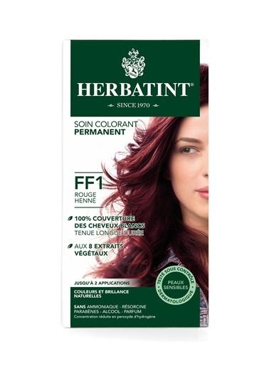 Herbatint Herbatint FF1 Rouge Henne  Saç Boyası Renksiz
